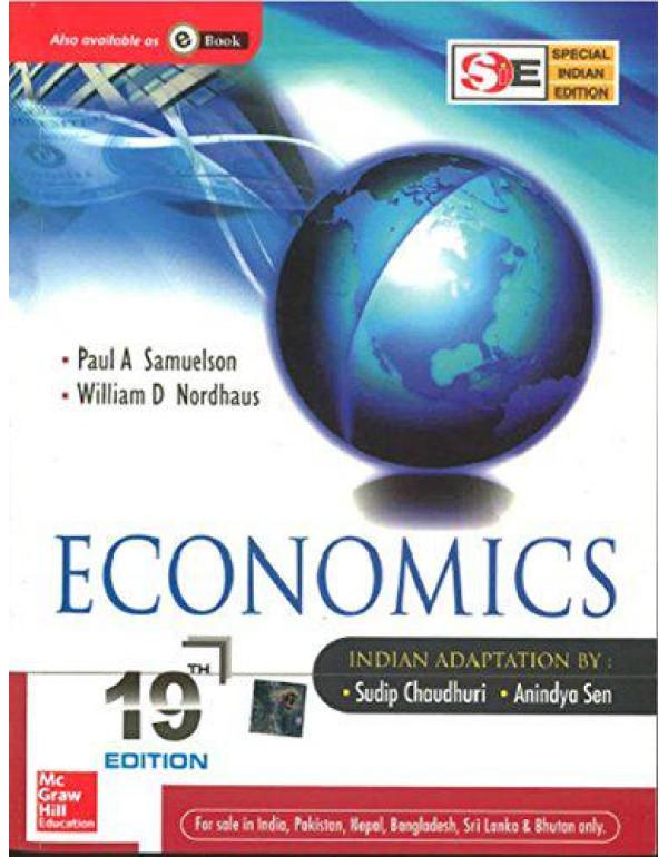 Economics By Samuelson, Paul