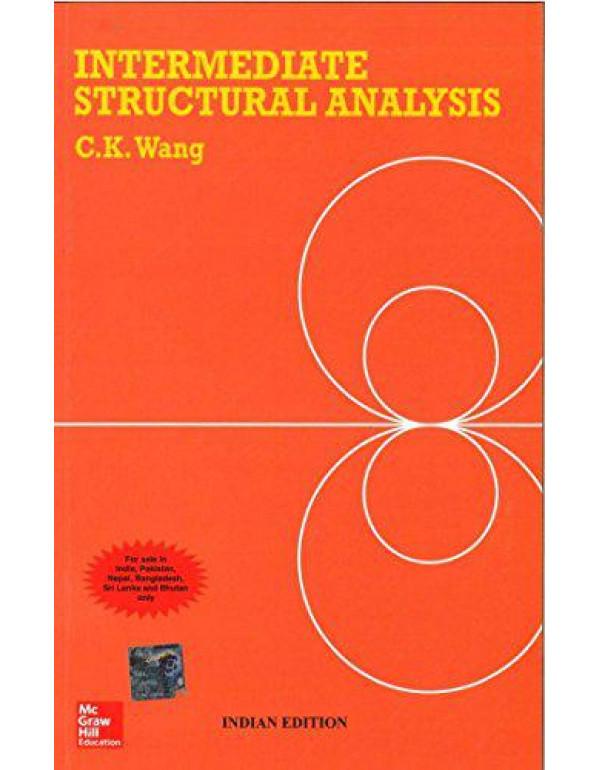 Intermediate Structural Analysis By Wang , Chu-Kia
