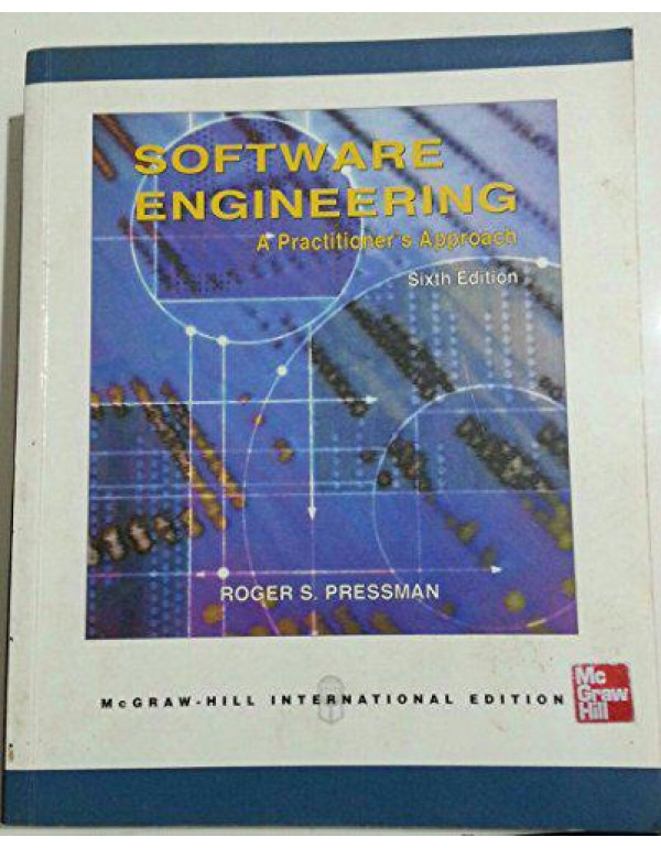 SOFTWARE ENGINEERING (INDIA), By PRESSMAN