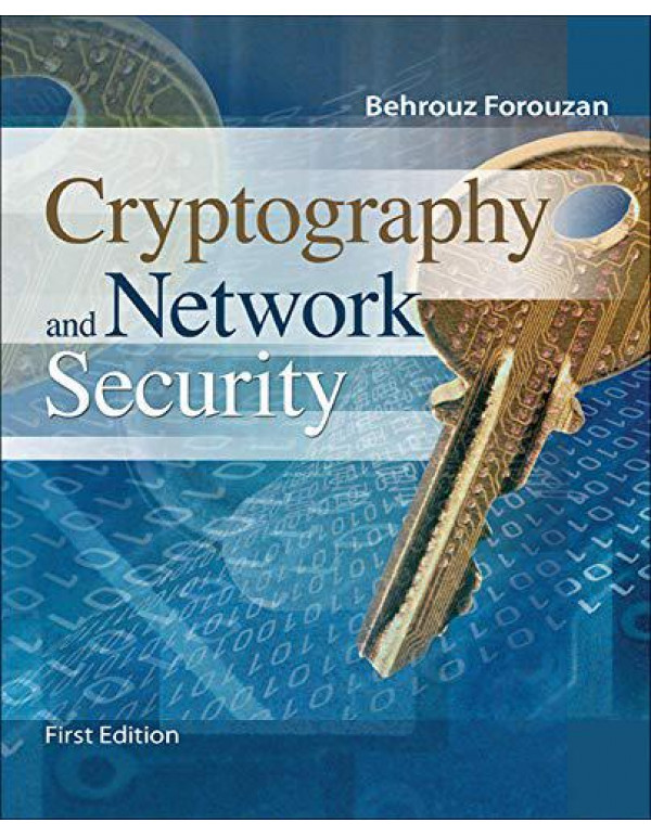 Cryptography & Network Security (McGraw-Hill Forouzan Networking) By Forouzan, Behrouz A.