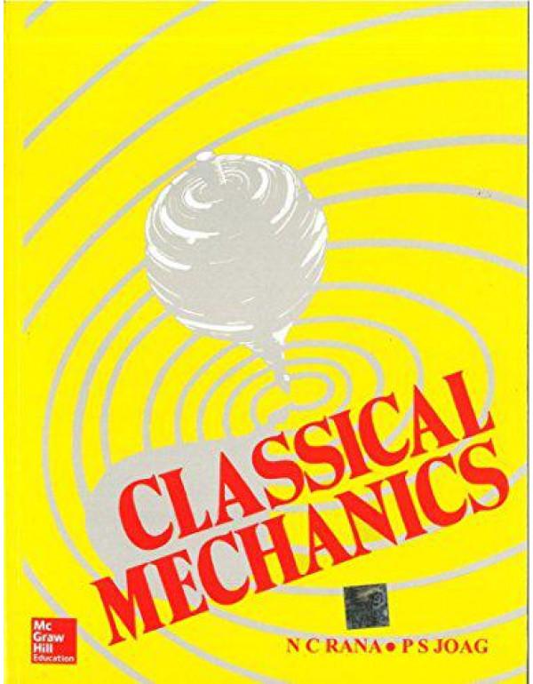 CLASSICAL MECHANICS By Rana, Narayan