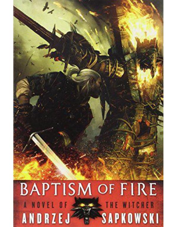 Baptism of Fire: 3 (The Witcher, 3) By Sapkowski, Andrzej