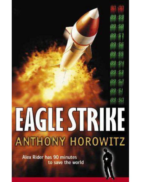 Eagle Strike (Alex Rider) By Horowitz Anthony