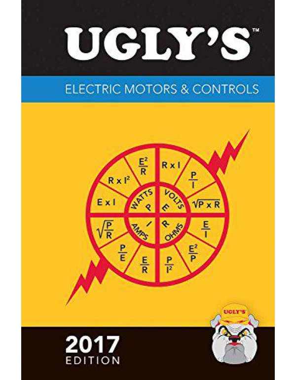 Ugly's Electric Motors & Controls, 2017 Edition By Jones & Bartlett Learning