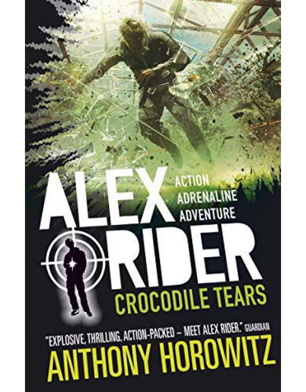 Crocodile Tears: 8 (Alex Rider) By Horowitz, Anthony