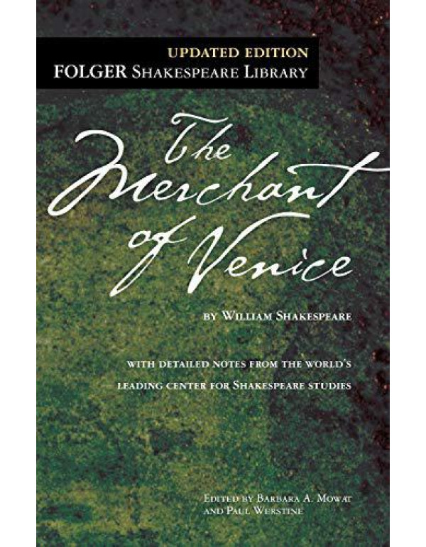The Merchant of Venice (Folger Shakespeare Library) By Shakespeare, William