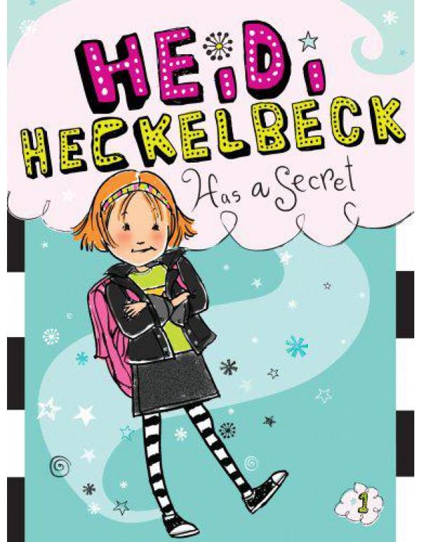 Heidi Heckelbeck Has a Secret (Volume 1) By Coven, Wanda