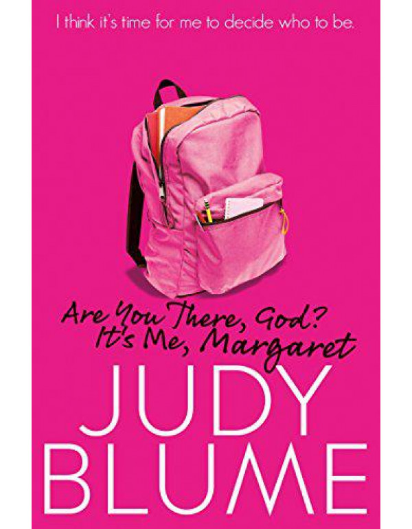 Are You There, God? It's Me, Margaret By Blume, Judy