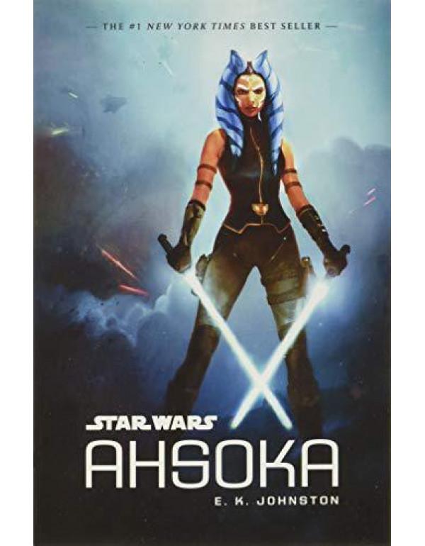 Star Wars Ahsoka By Johnston, E. K.