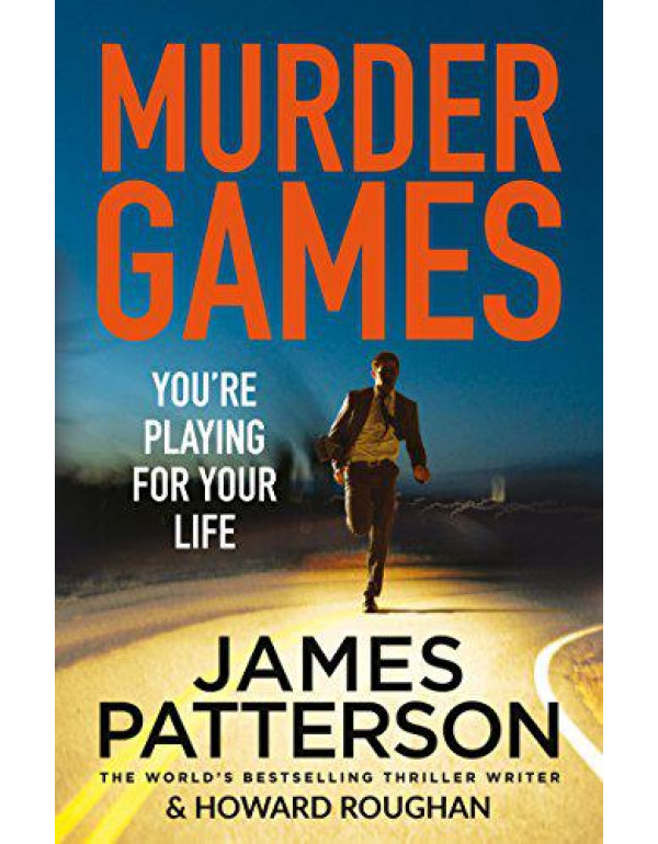 Murder Games (Instinct Series) By Patterson, James