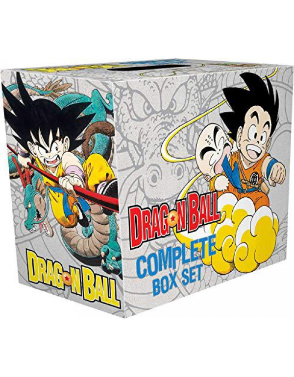 Dragon Ball Complete Box Set: Vols. 1-16 with premium By Toriyama, Akira