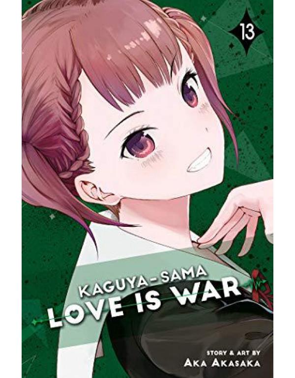 Kaguya-sama: Love Is War, Vol. 13 (Volume 13) By Akasaka, Aka