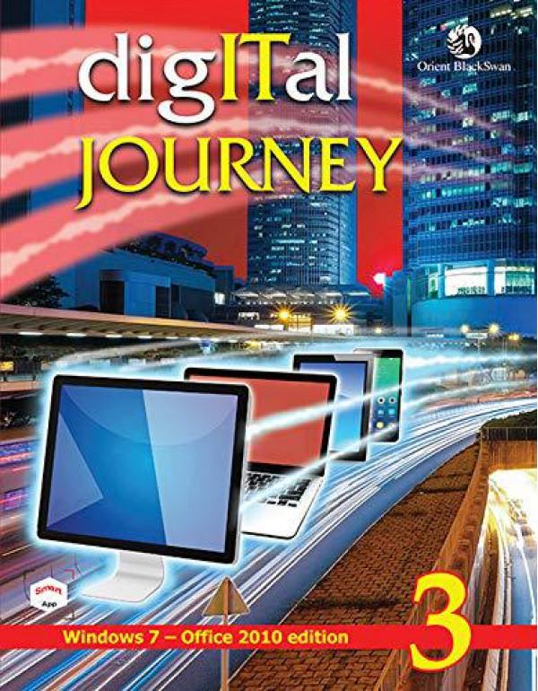 Orient BlackSwan Digital Journey Class 3 (Window 7 & Office 2010) By Orient Blackswan