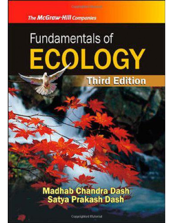 Fundamentals of Ecology By Dash, M.