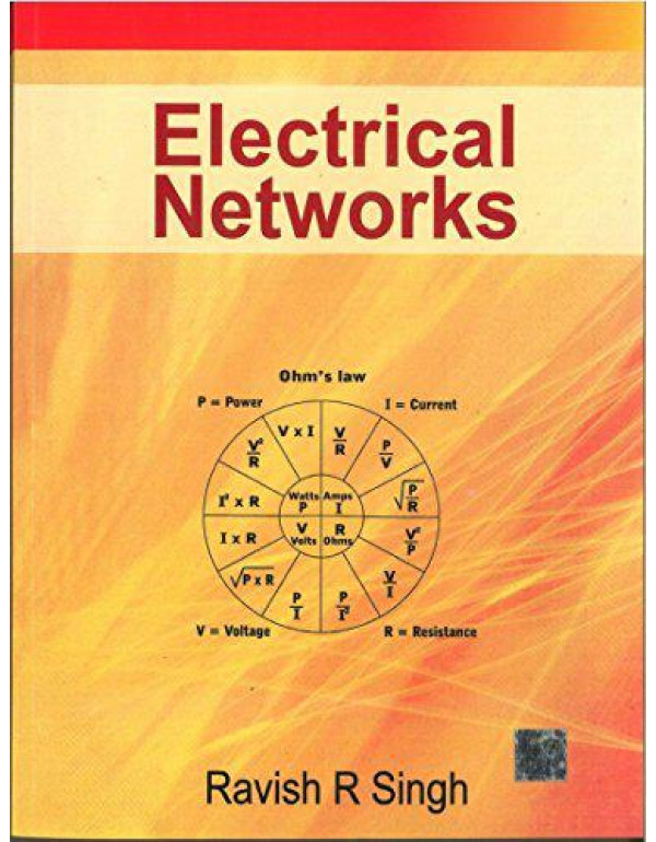 Electrical Networks By Singh, Ravish