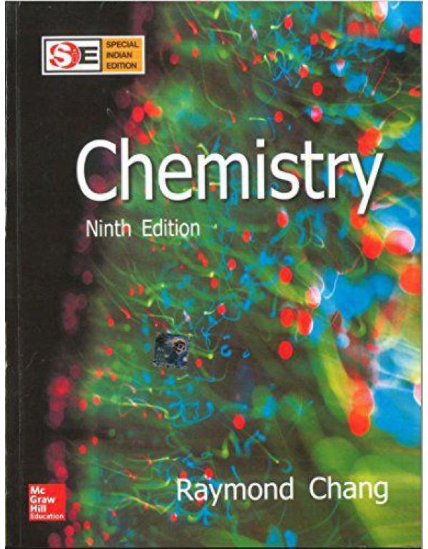 CHEMISTRY (SIE) By Chang, Raymond