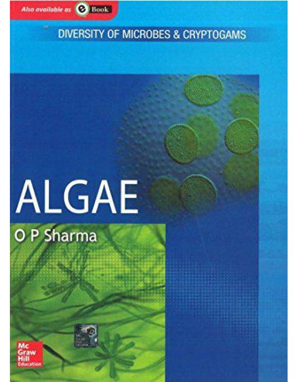 Algae By Sharma, O P