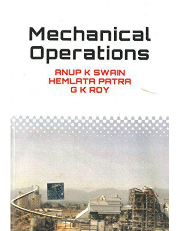 Mechanical Operations By Swain, Anup