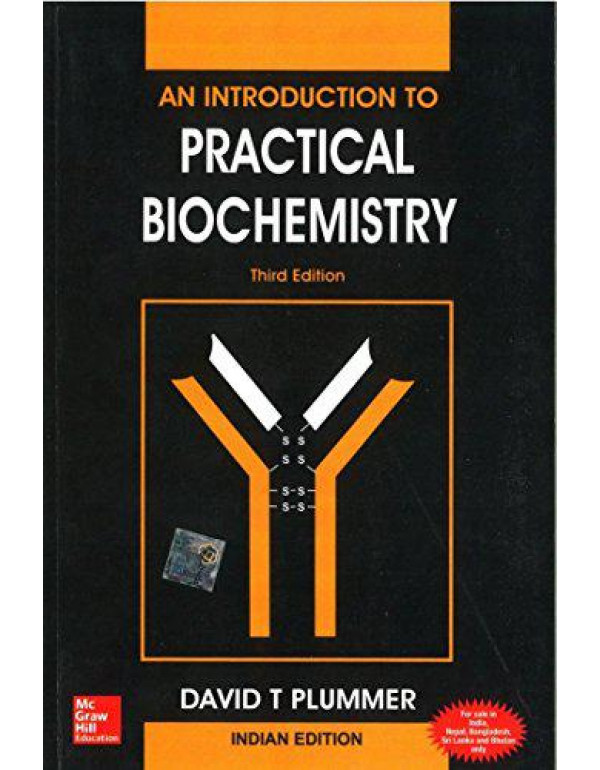 An Introduction to Practical Biochemistry | 3rd Edition By Plummer, David