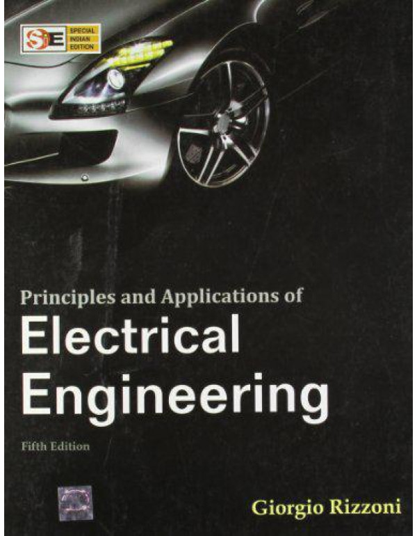 Principles and Applications of Electrical Engineering (SIE) By Rizzoni, Giorgio