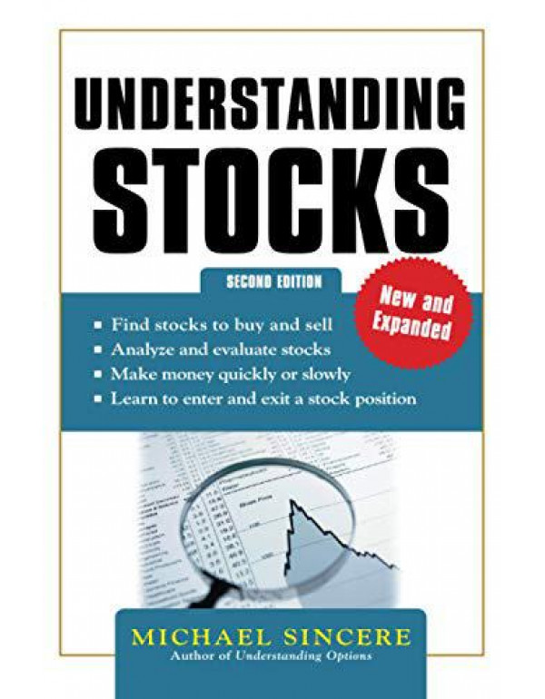 Understanding Stocks 2E By Sincere, Michael