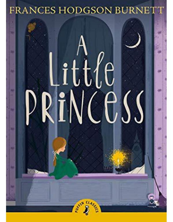 A Little Princess (Puffin Classics) By Frances Hodgson Burnett