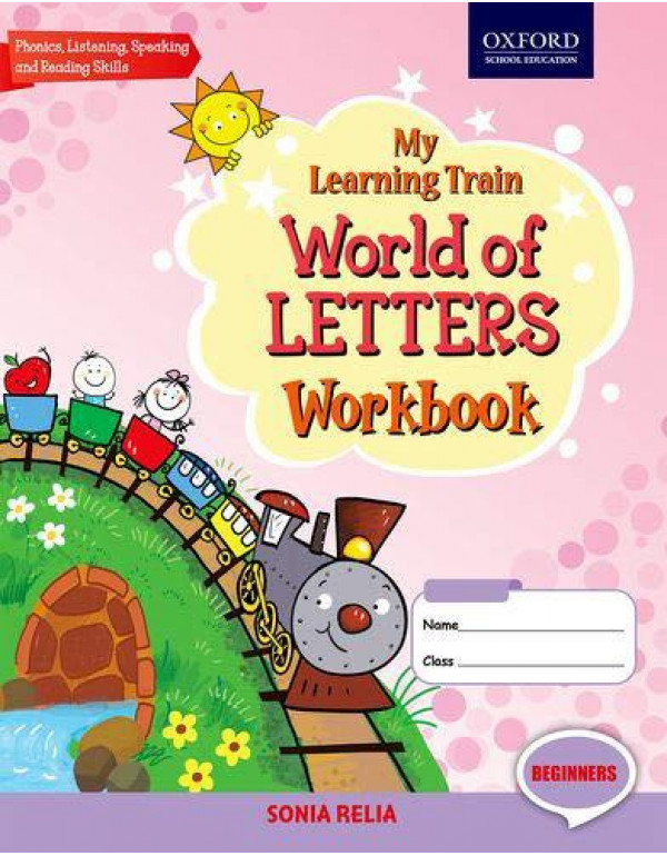 My Learning Training Workbook Beginners By Sonia Relia
