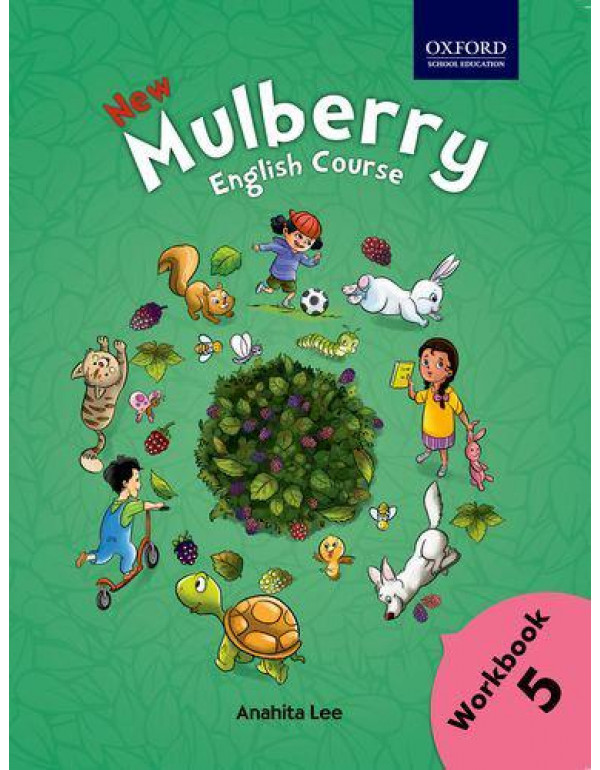 New Mulberry Workbook 5: Primary By Anahita Lee