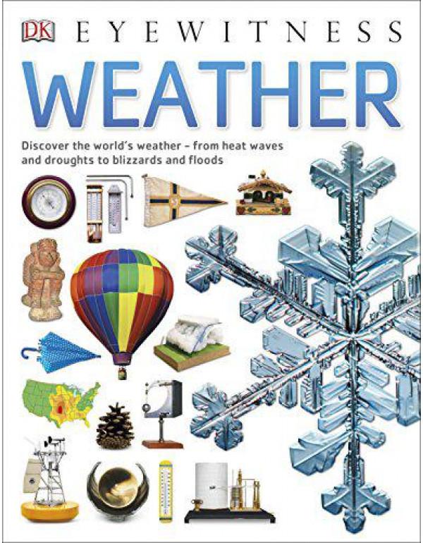 Weather (DK Eyewitness) By DK