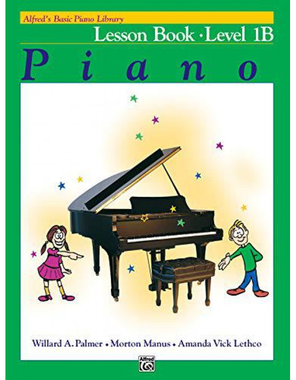 Alfred's Basic Piano Library Lesson Book, Bk 1b By Palmer, Willard