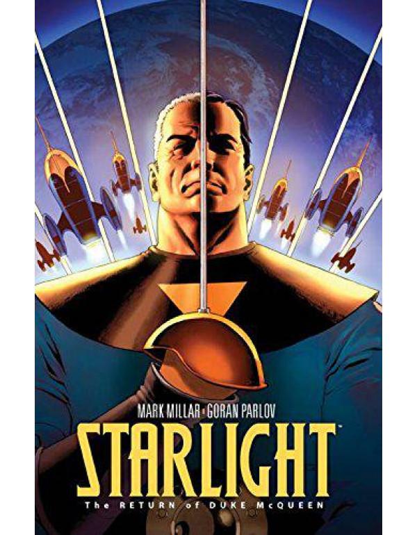 Starlight Volume 1 By Millar, Mark