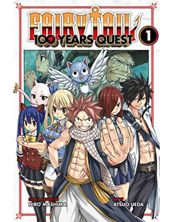 FAIRY TAIL: 100 Years Quest 1 By Mashima, Hiro