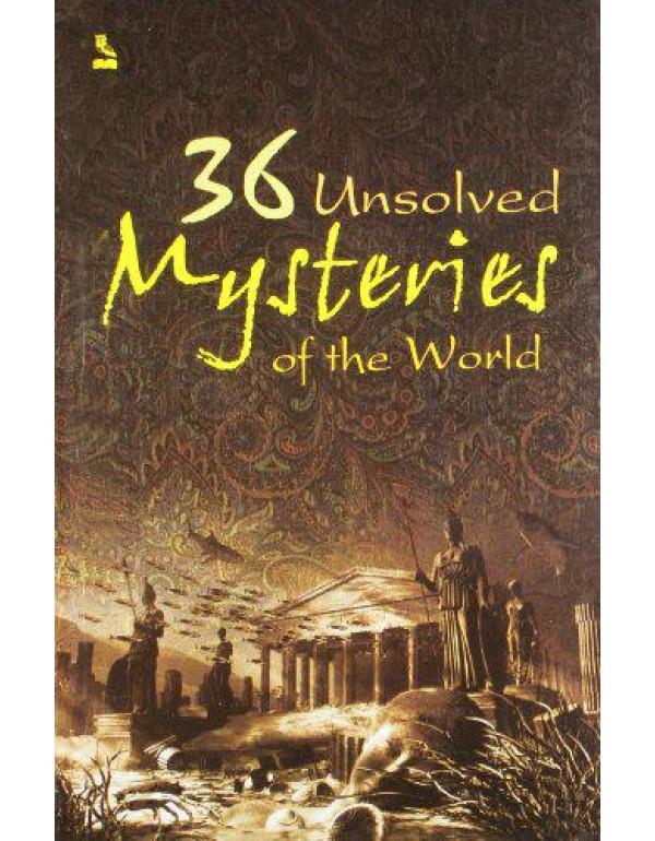 36 Unsold Mystries of the World (FAF) By Vikas Khatri