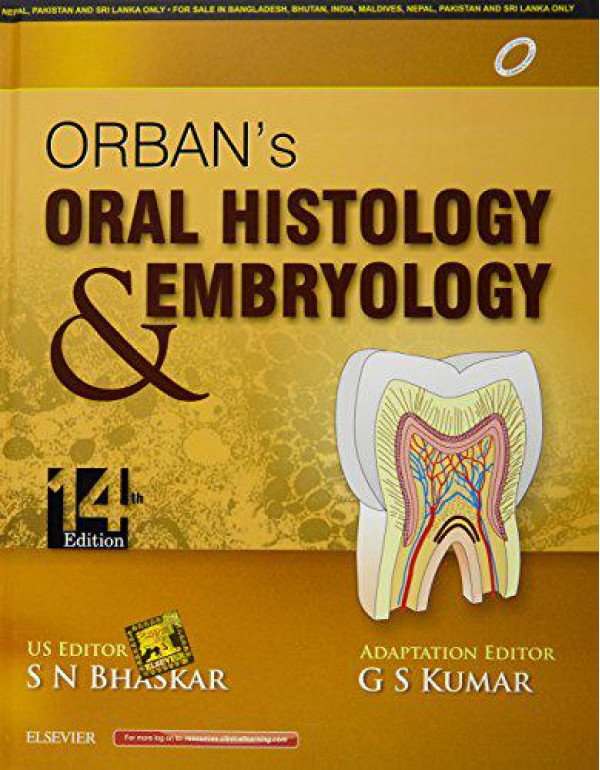 Orban's Oral Histology and Embryology (Package deal) By Kumar, G. S.