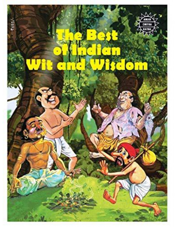 The Best of Indian Wit and Wisdom (15 in1) By Anant Pai