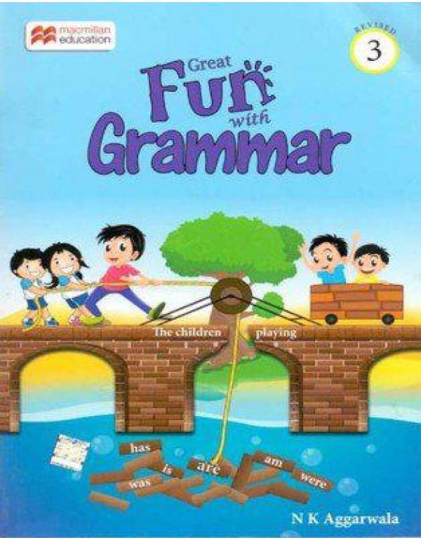 Great Fun With Grammar Class - 3 By N K Aggarwala